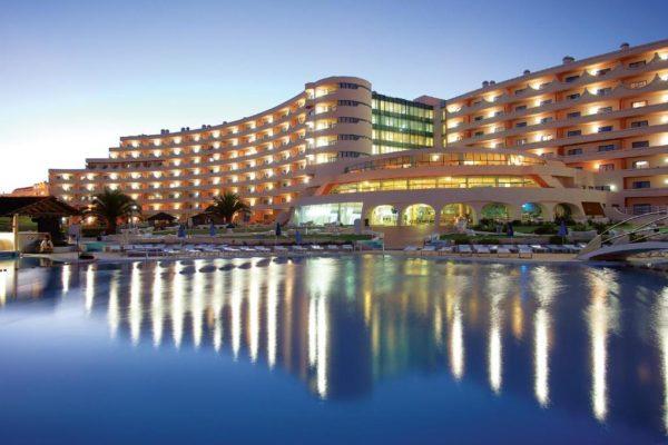 Hotel Apartamento Paraiso De Albufeira 5