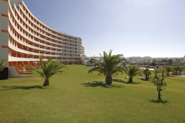 Hotel Apartamento Paraiso De Albufeira 7