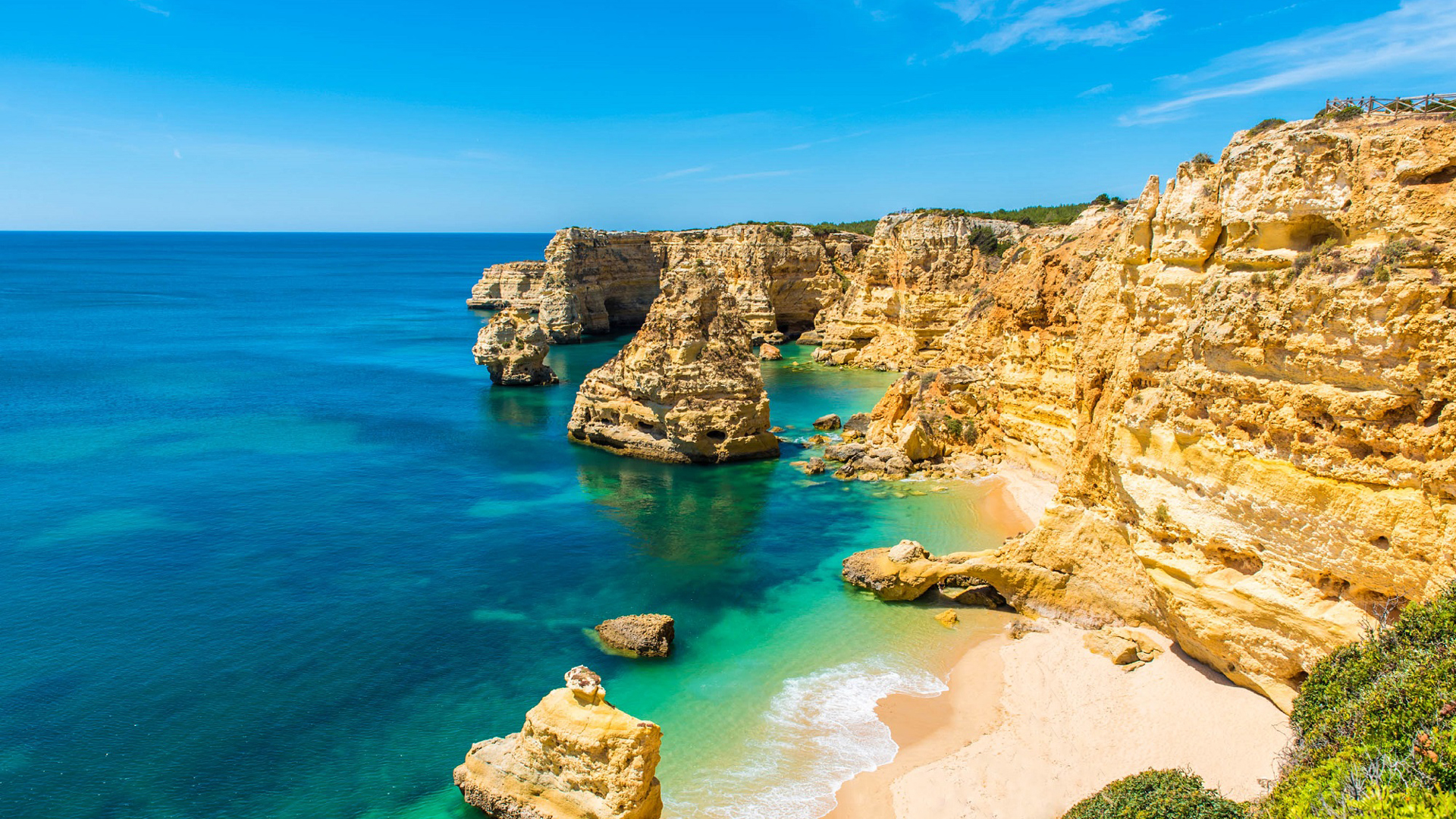 Seven Hanging Valleys: Europe's best hiking trail is at the heart of the Algarve