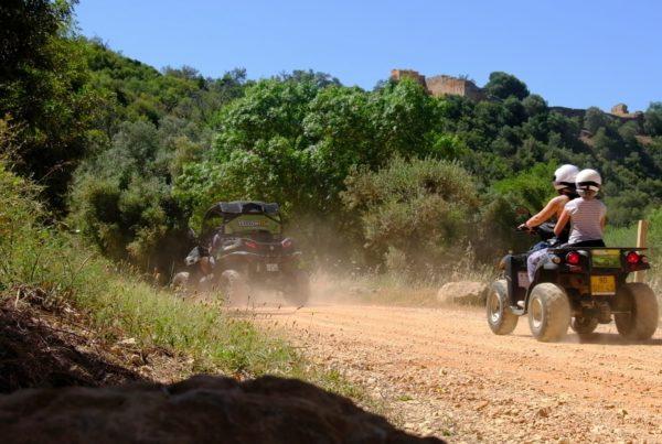 Explore the Algarve's countryside