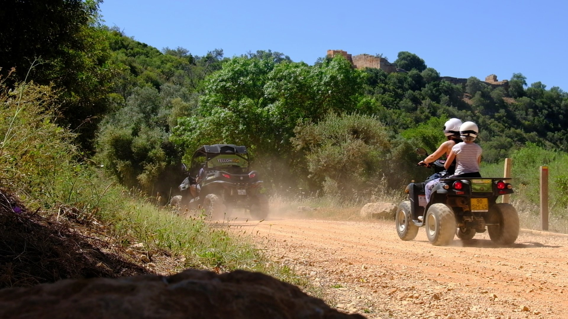Have you ever explored the Algarve countryside?
