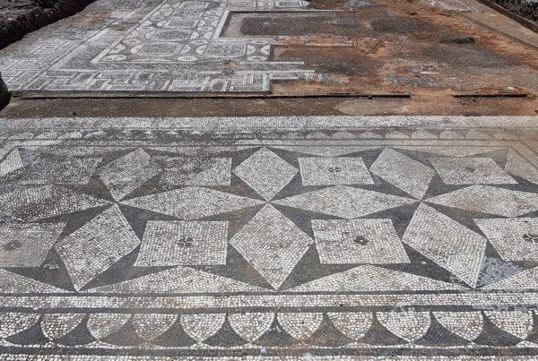 Roman Ruins in the Algarve