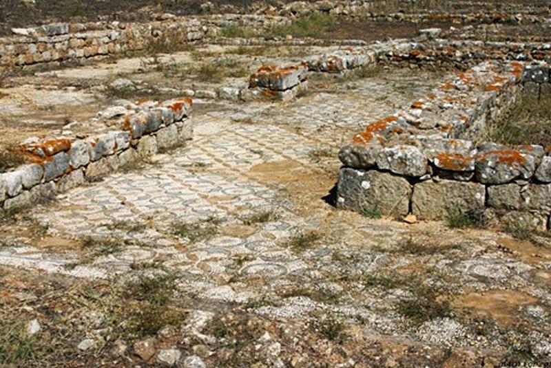 abicada roman ruins algarve