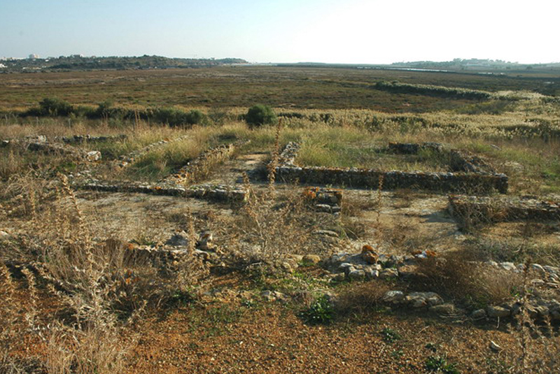 abicada roman ruins