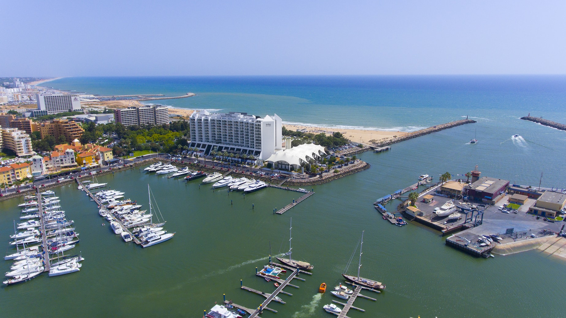 Transfers from / to Tivoli Marina Vilamoura