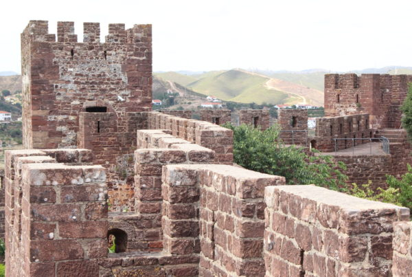 algarve castles