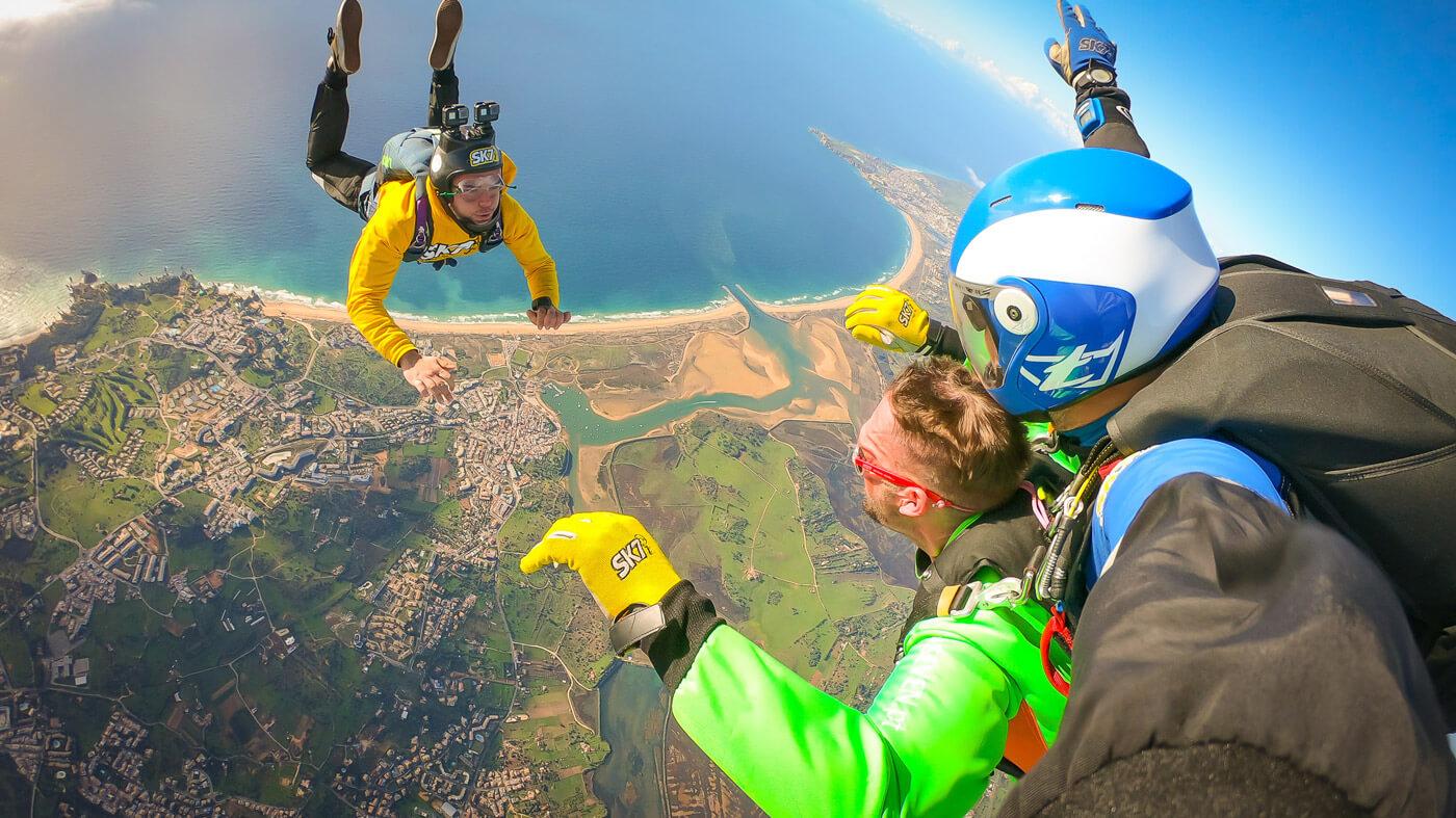 Partnership Skydive Seven