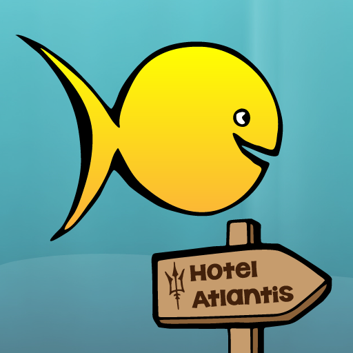 Yellowfish at Hotel Atlantis game logo